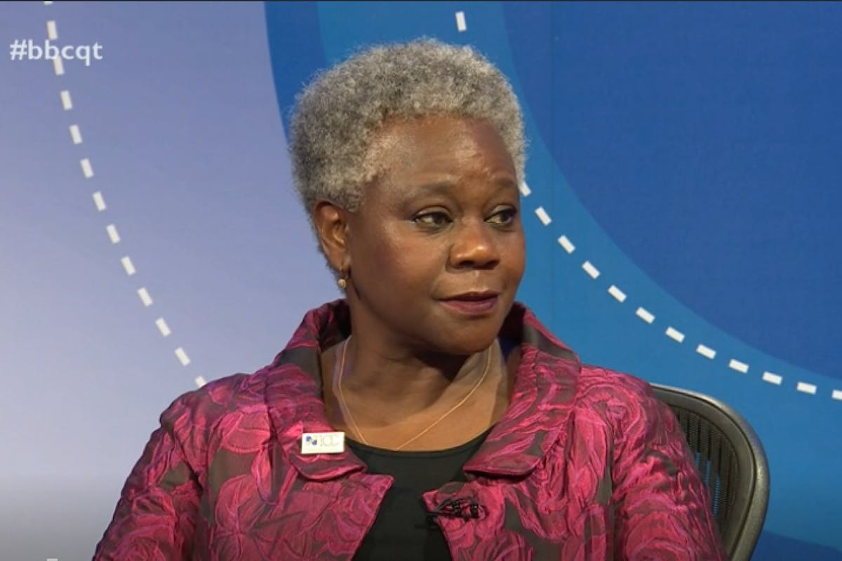 Question Time: Donna Kinnair.