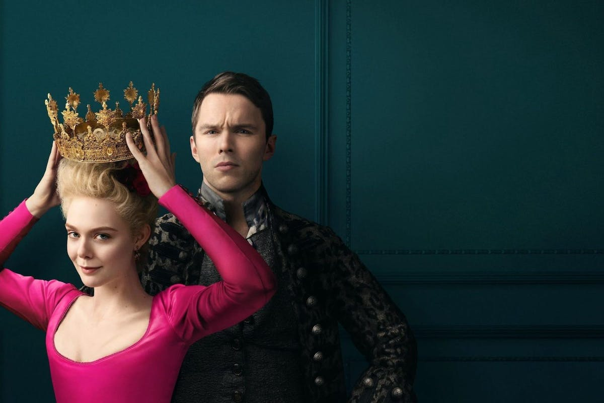 The Great: Nicholas Hoult and Elle Fanning star in new period drama
