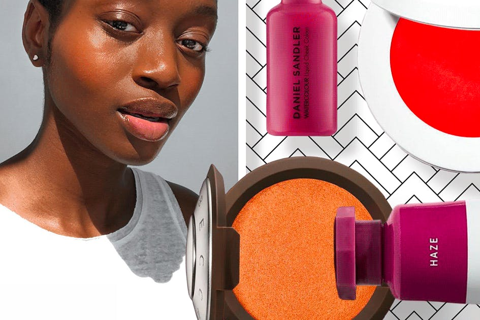 Best blusher: the underrated make-up item that'll brighten your skin