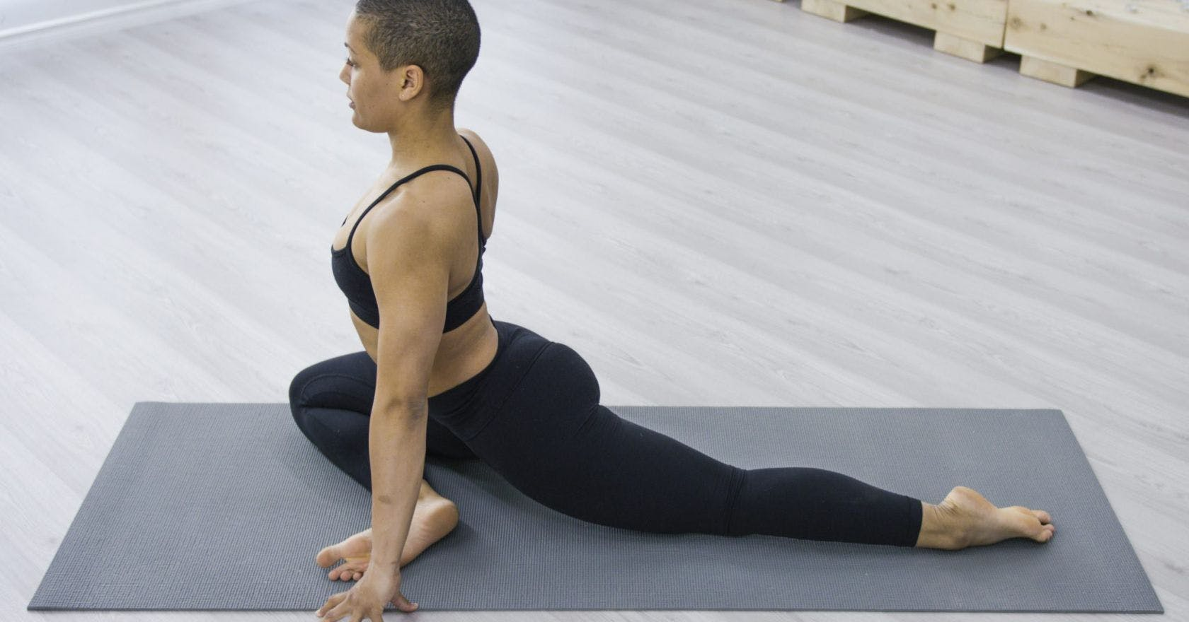 Relieve tight glutes with these simple-yet-effective stretches