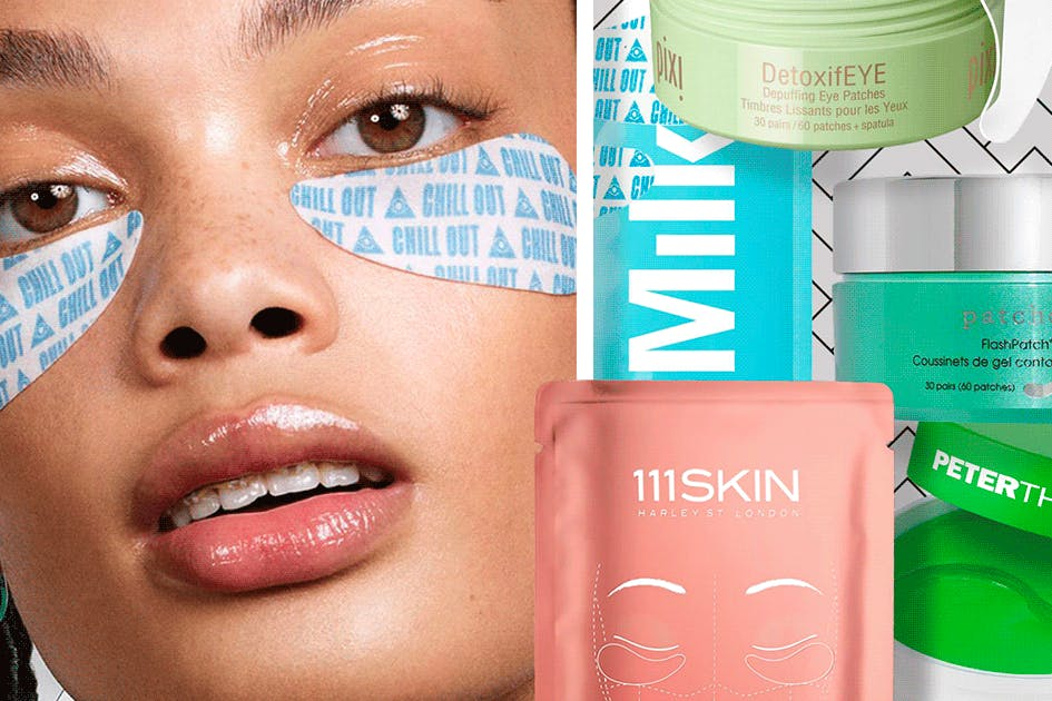 Best under-eye gel masks to hydrate and soothe tired eyes