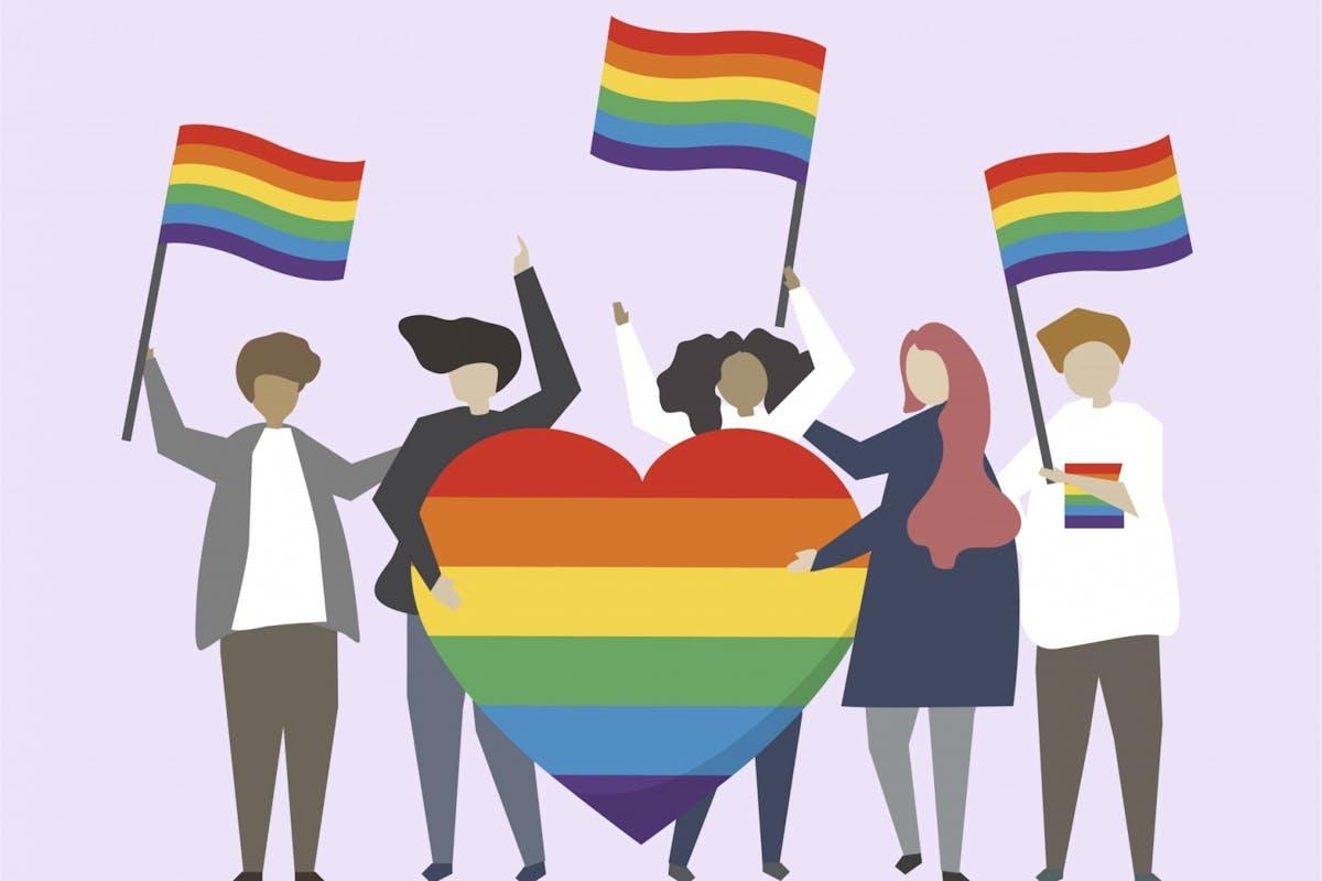 Pride 2020: how to celebrate in lockdown.