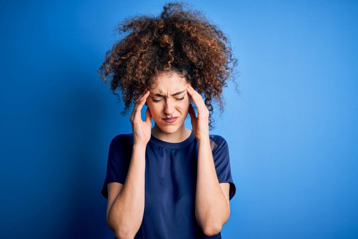 Migraines in heatwave.