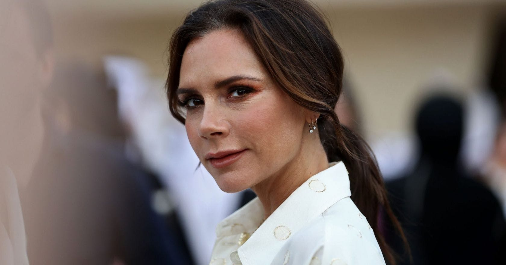 Victoria Beckham just wore one of this summer's biggest nail trends