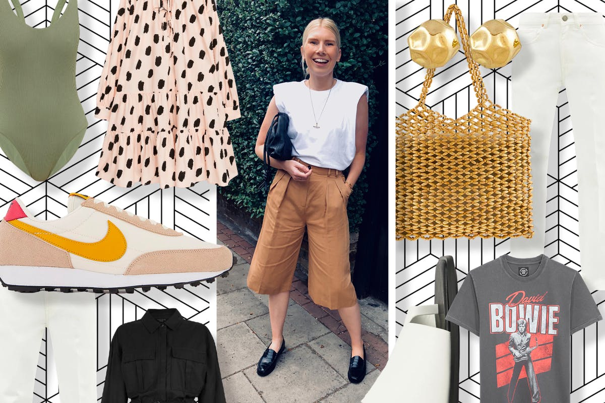 Fashion Editor's pick's: photomontage Stylist's Polly Knight