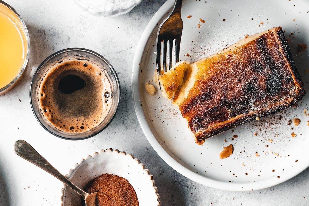 pastel de nata one pan