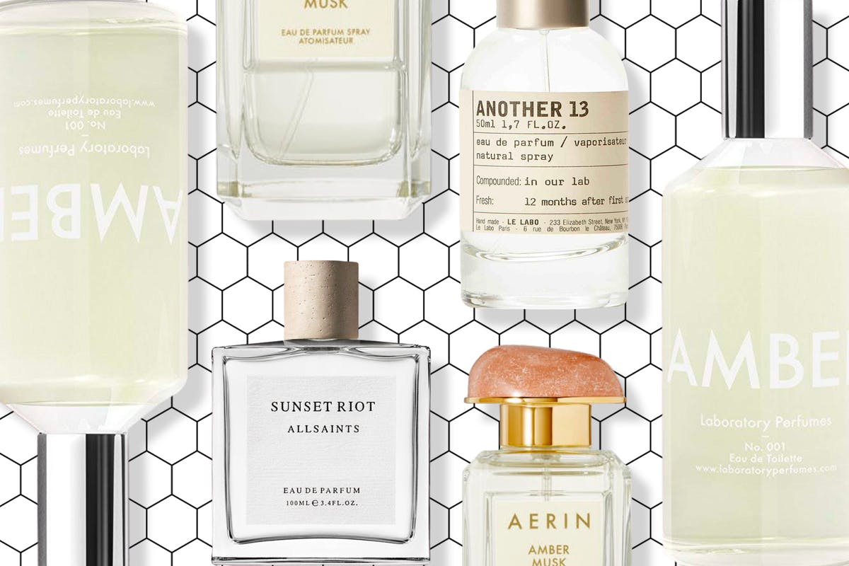 Amber fragrances