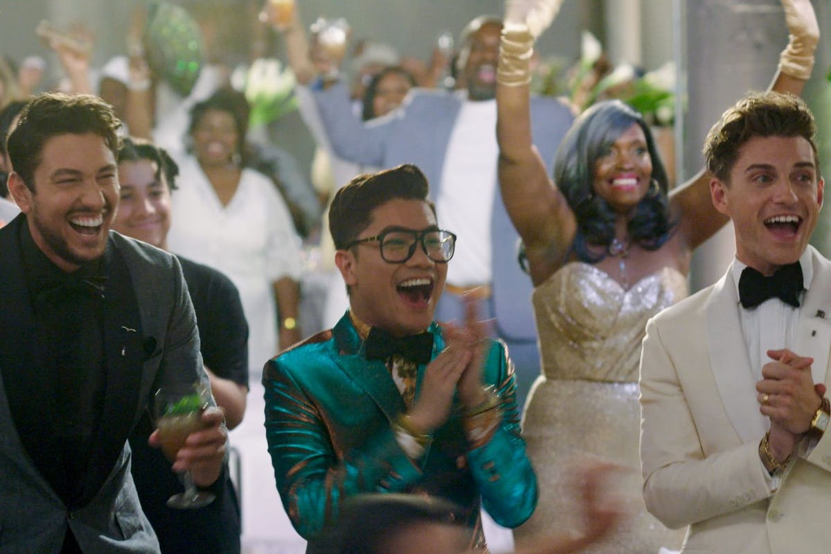 Netflix's Say I Do: this wedding TV show is basically the lovechild of Queer Eye and Don't Tell The Bride