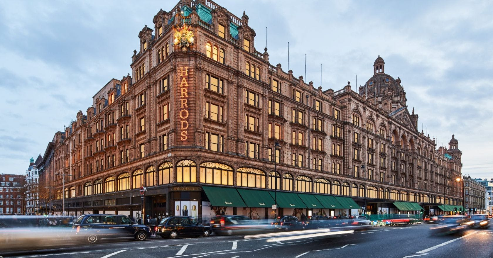 Harrods is opening its first ever outlet store