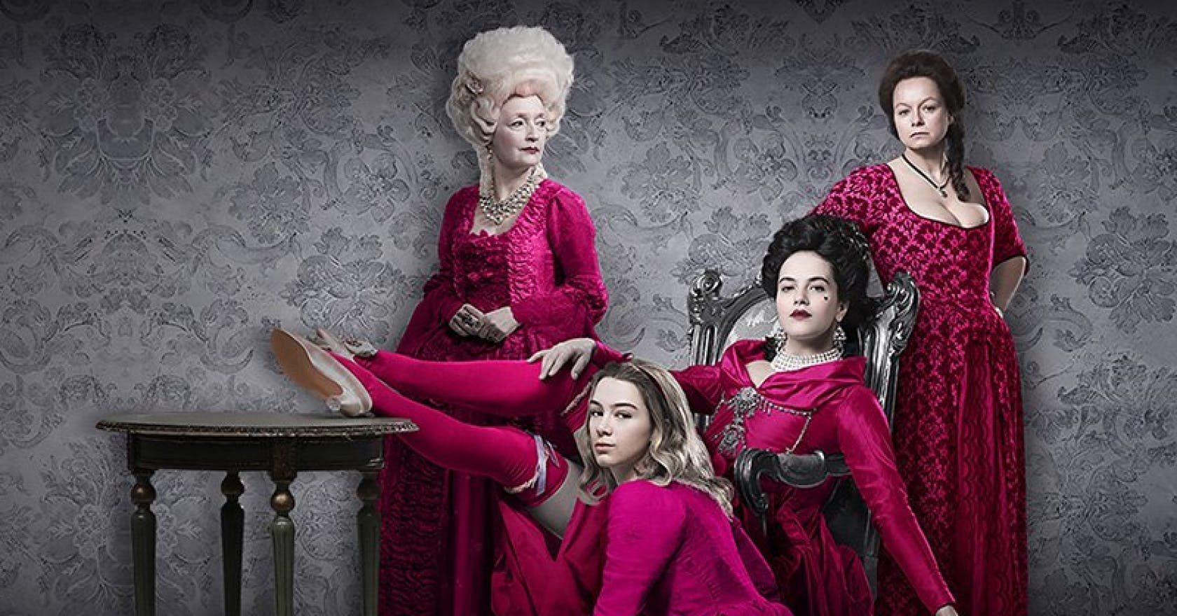 Missed Harlots the first time round? It's coming to the BBC this year