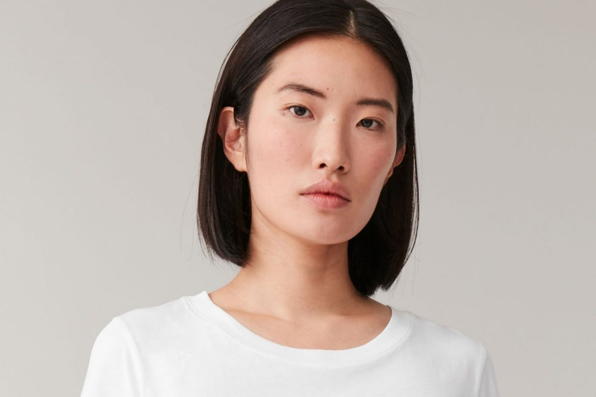 Best white t-shirts to shop now: Cos white t-shirt