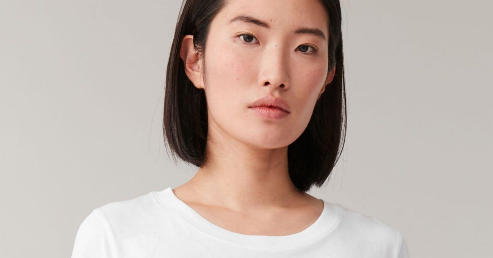 Why I love the humble white t-shirt