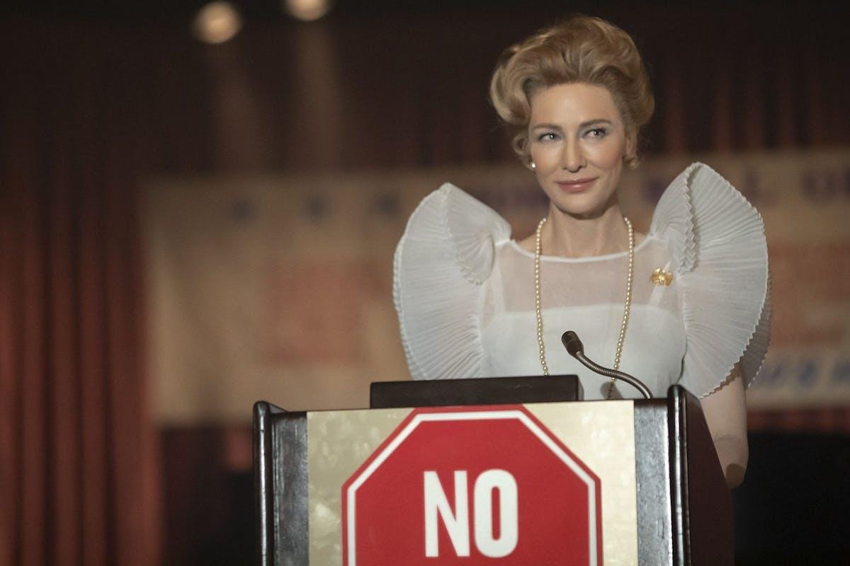Mrs America: Cate Blanchett as Phyllis Schlafly