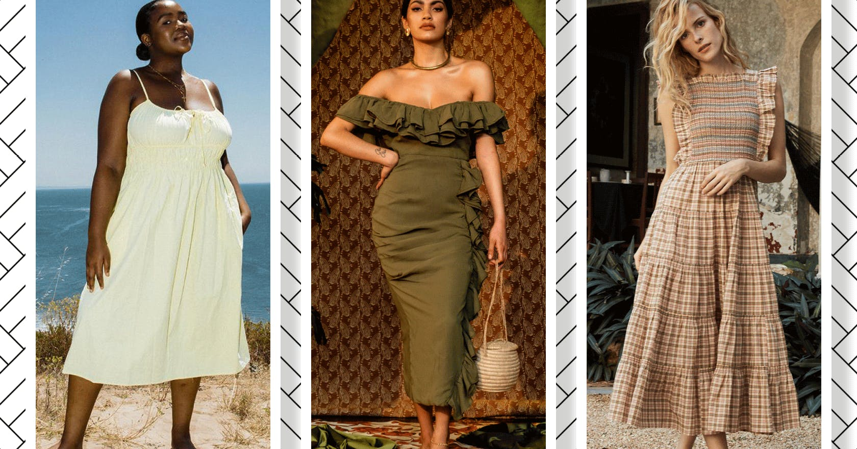 The best summer dress brands to have on your radar