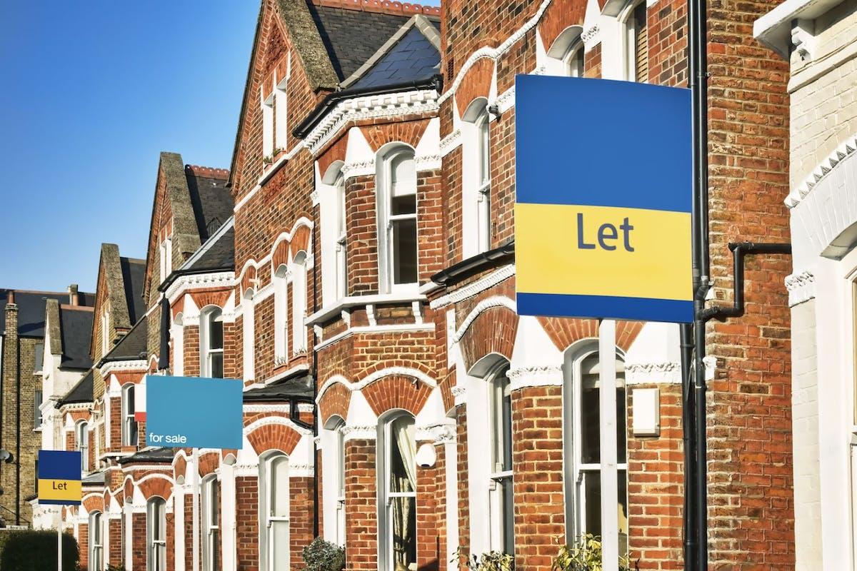 Renting in London.