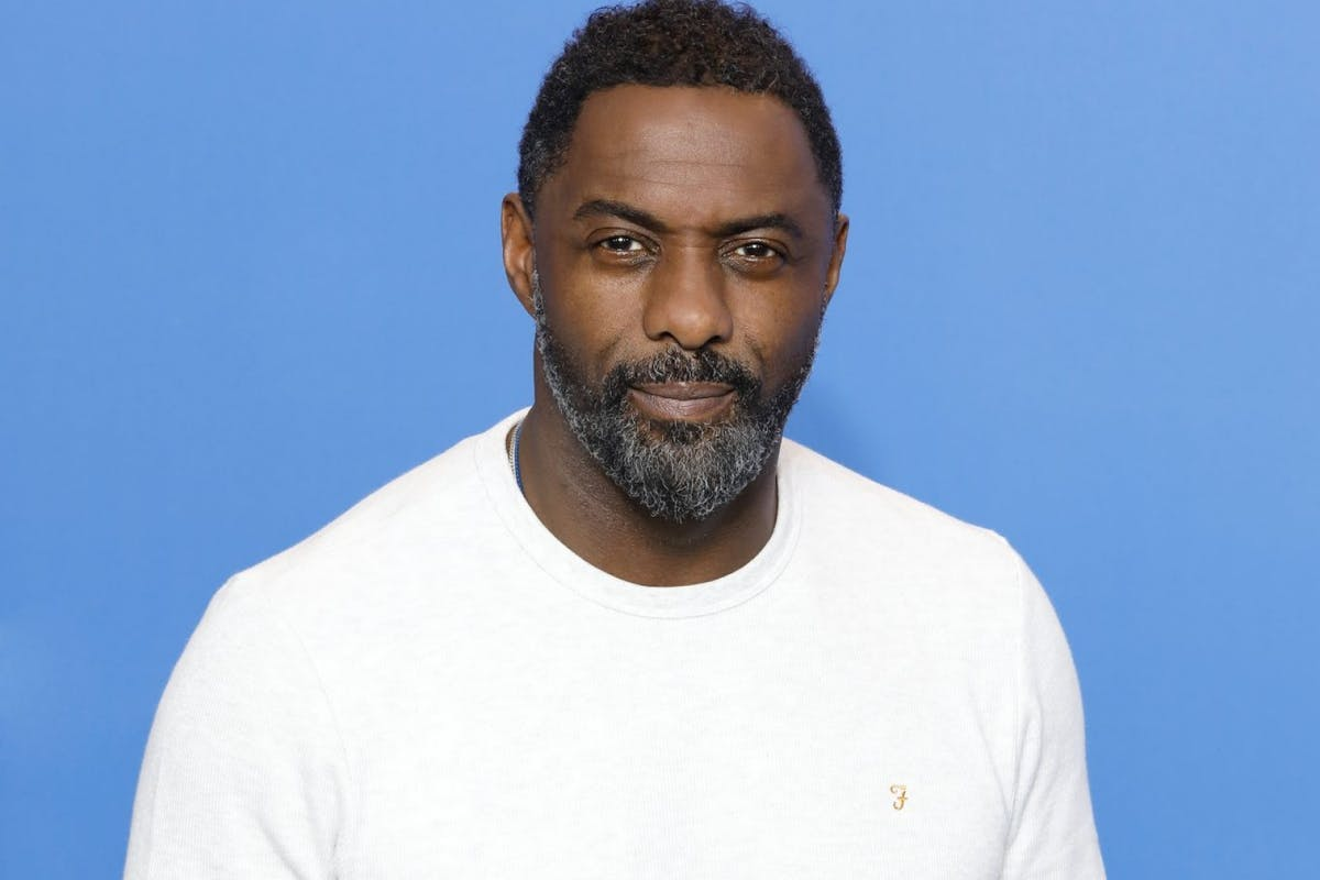 Idris Elba photographed at the 'Yardie' photo call during the 68th Berlin Film Festival at the Grand Hyatt Hotel on February 22, 2018 in Berlin, Germany. (Photo by Kurt Krieger/Corbis via Getty Images)