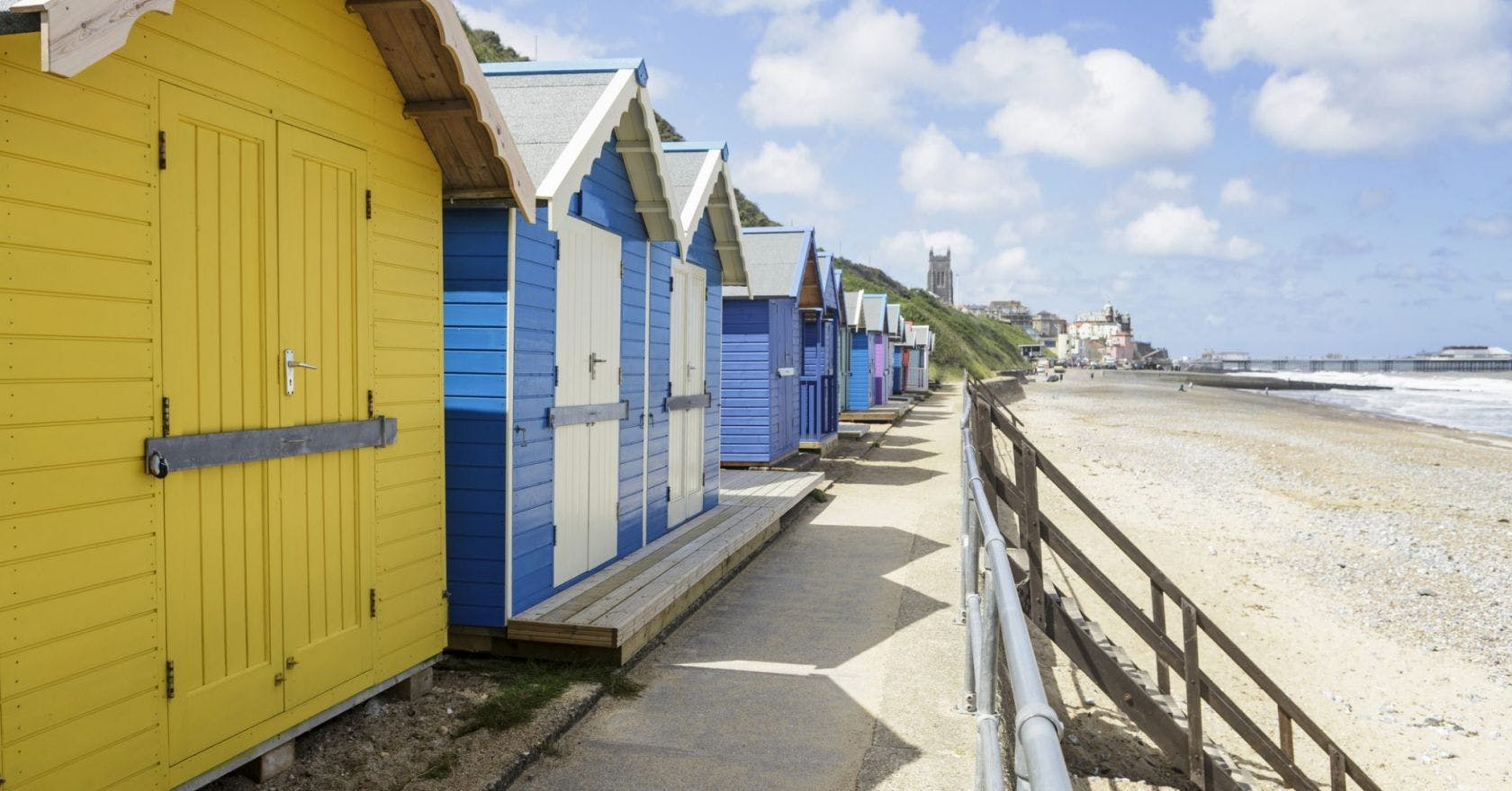 """""""Why the pandemic has made me realise that nothing beats the British seaside"""""""