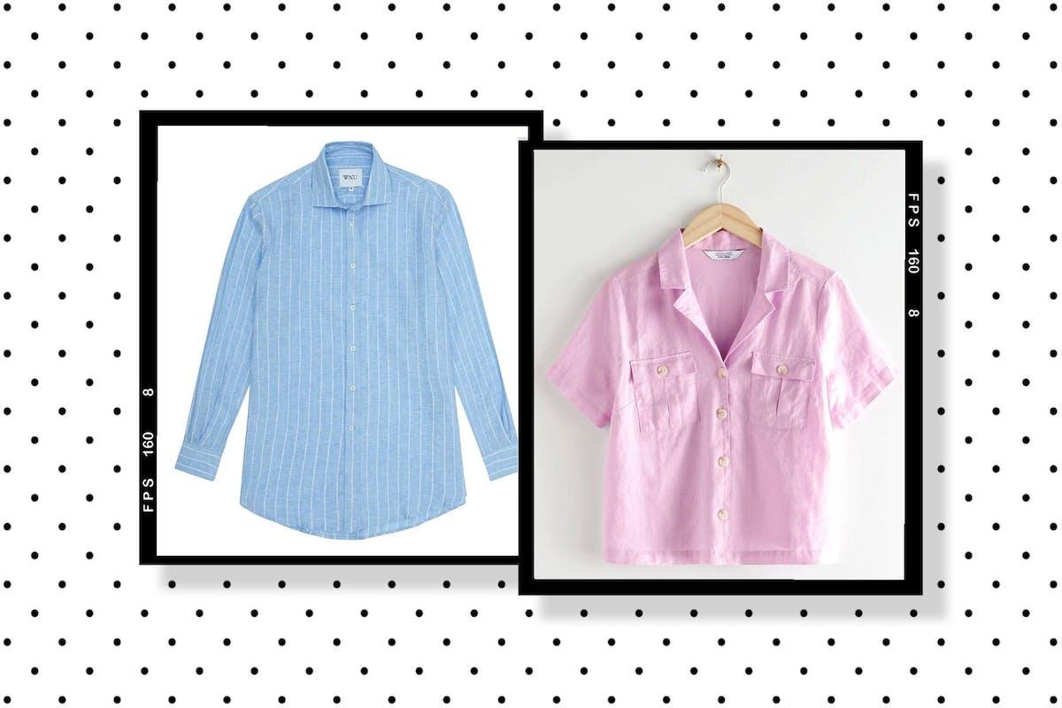 The best linen shirts