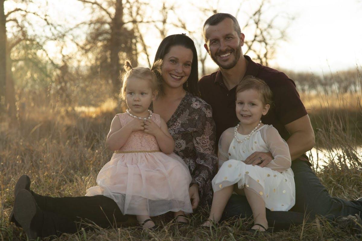 American Murder: The Family Next Door. The Watts family in American Murder: The Family Next Door. Cr. Shanann Watts/2020
