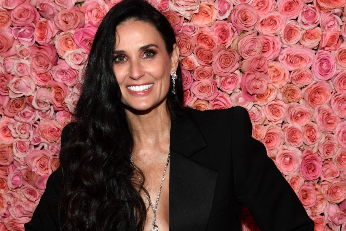 Dirty Diana is Demi Moore's new podcast.