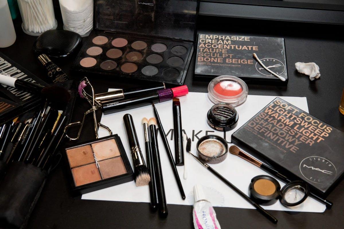 MAC Cosmetics make-up