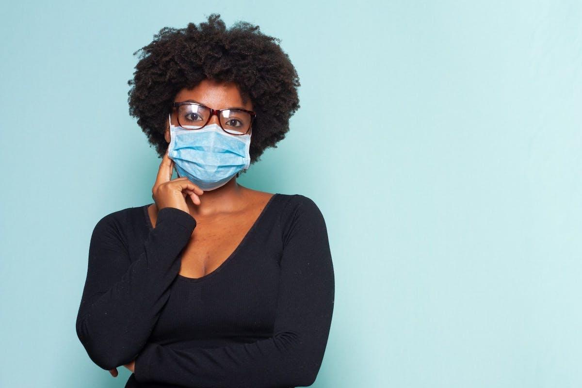 Face mask advice