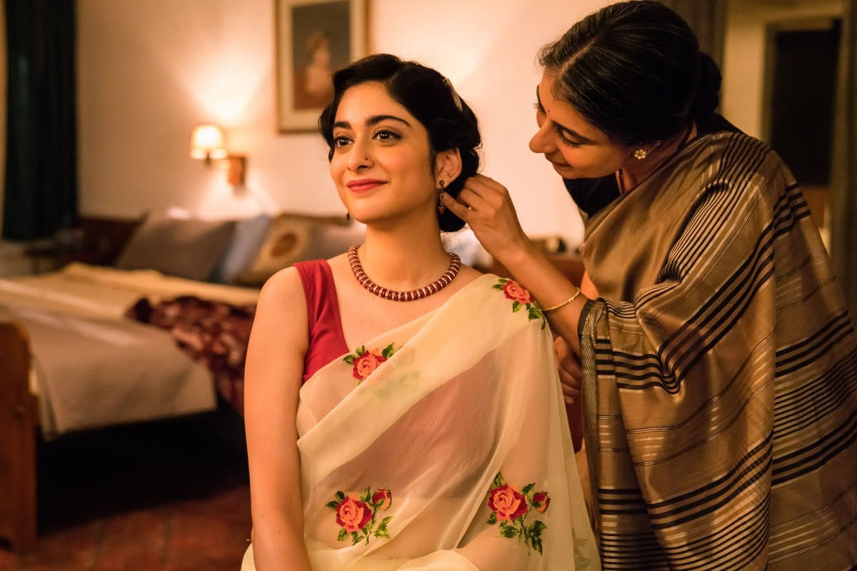 Tanya Maniktala in A Suitable Boy on BBC One