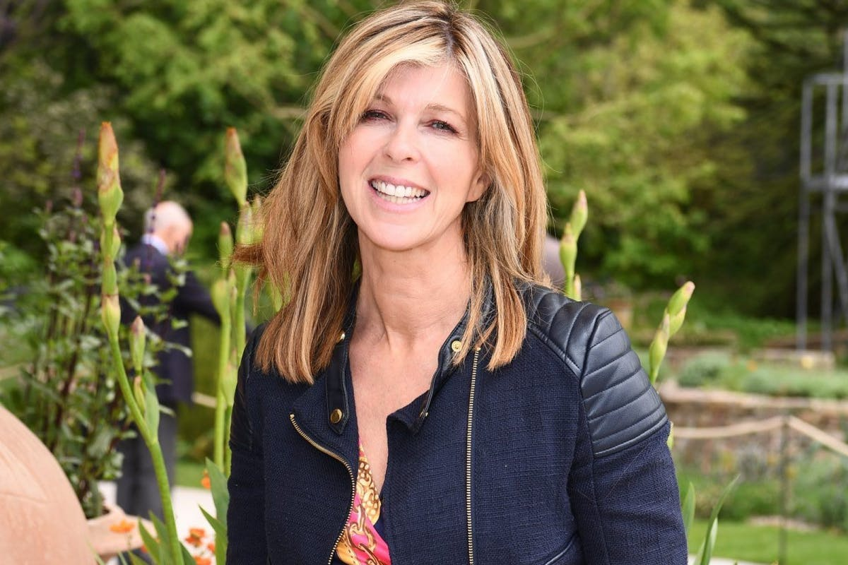Kate Garraway attends the RHS Chelsea Flower Show 2019 press day at Chelsea Flower Show on May 20, 2019 in London, England. (Photo by Jeff Spicer/Getty Images)
