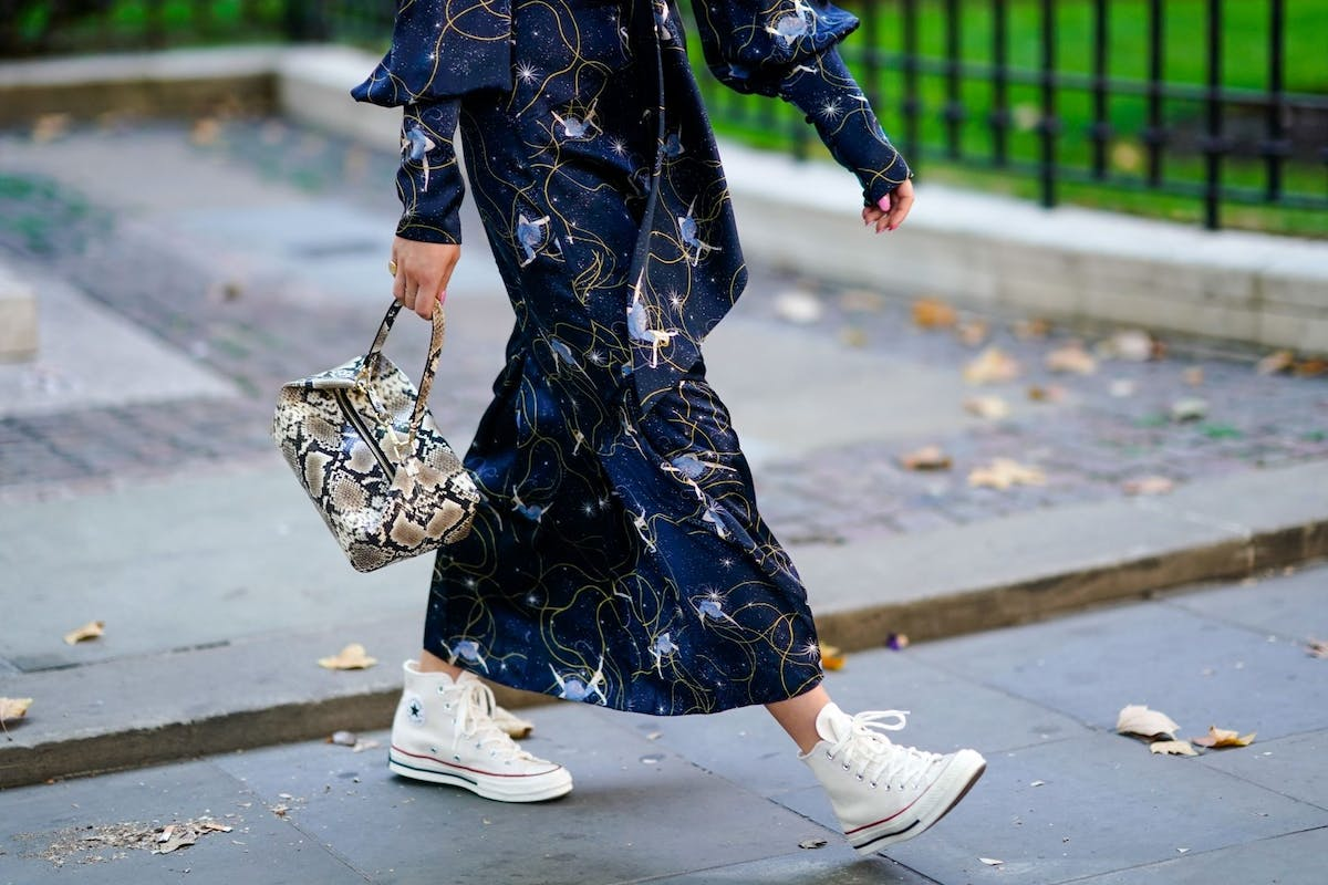Trainers street style