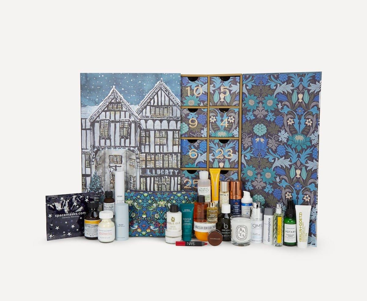 Beauty Advent Calendar Christmas 2020 M S Jo Malone Liberty