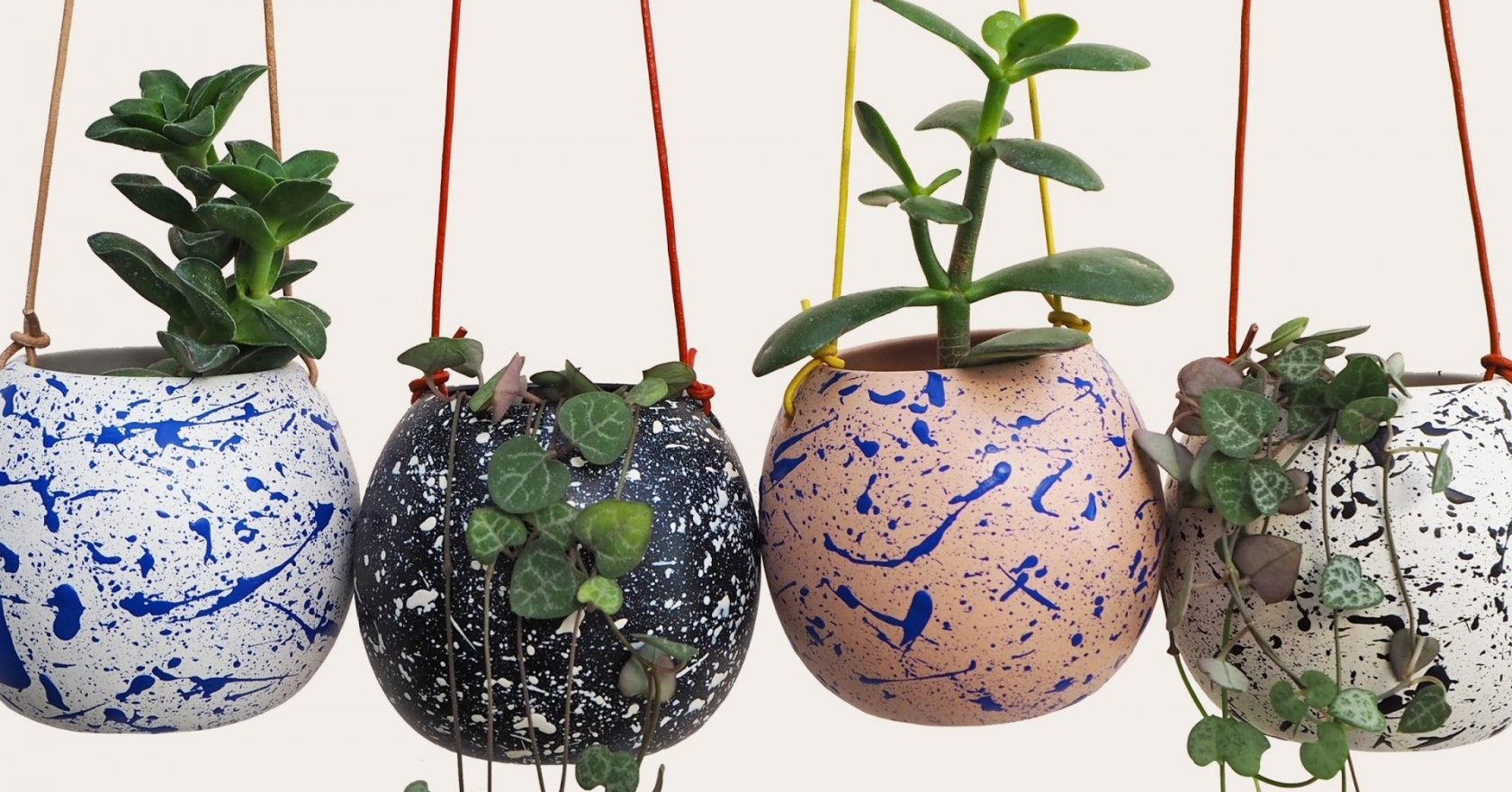 7 Hanging Plant Pots That Ll Help You Achieve The Indoor Jungle Aesthetic Flipboard