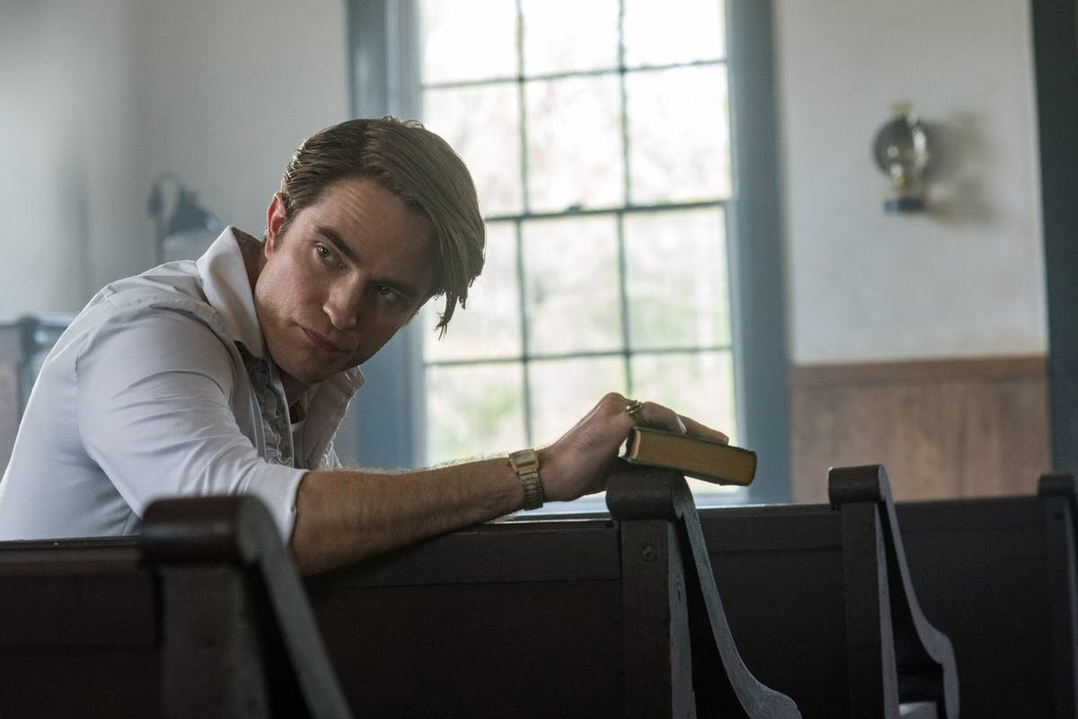 Netflix's The Devil All The Time: Robert Pattinson