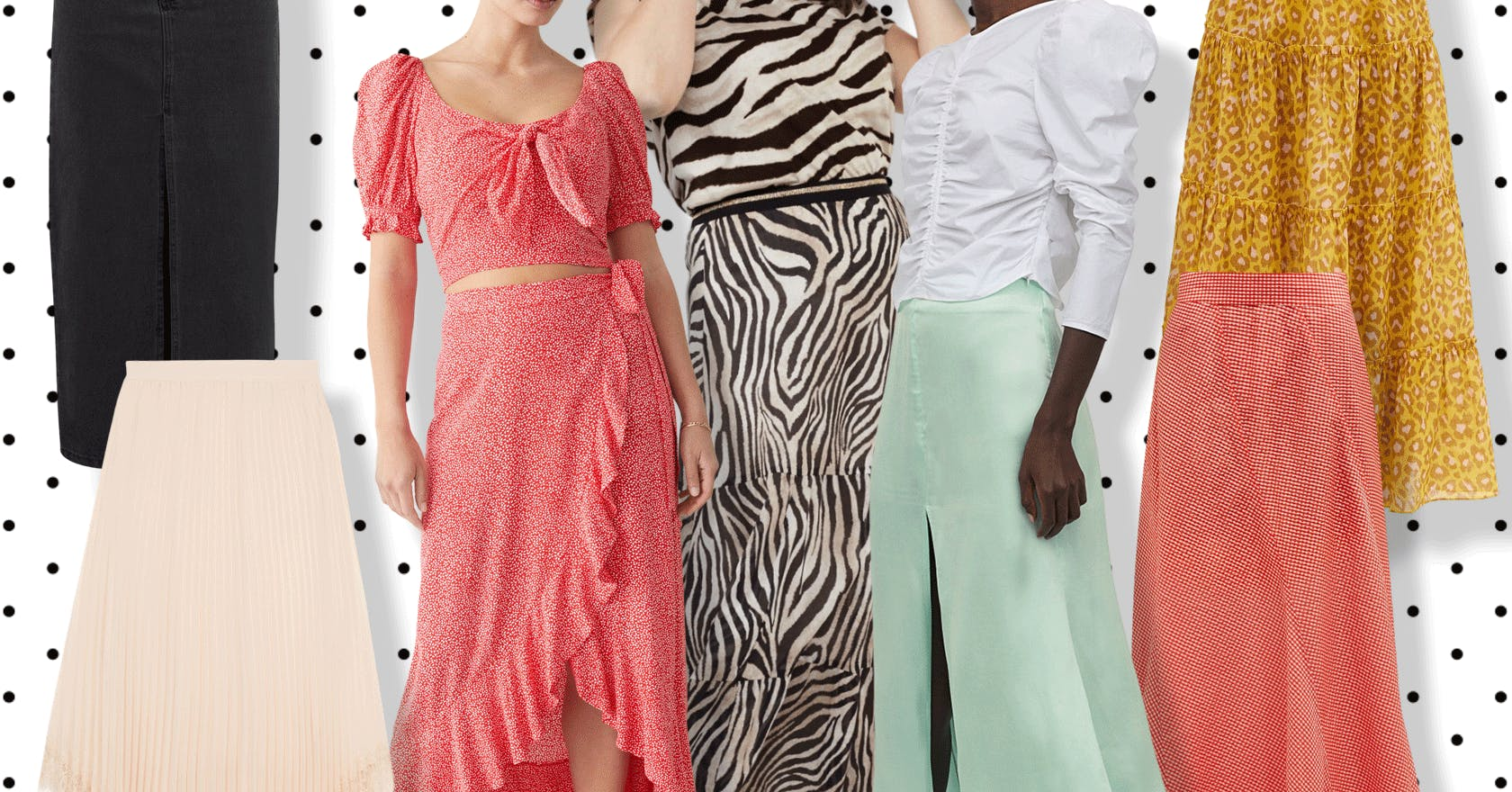 10 must-have maxi skirts to breeze your way through summer