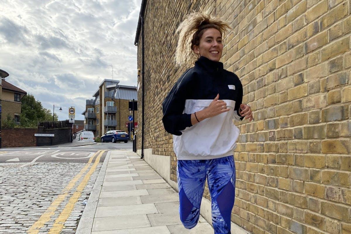 esmée gunner woman running