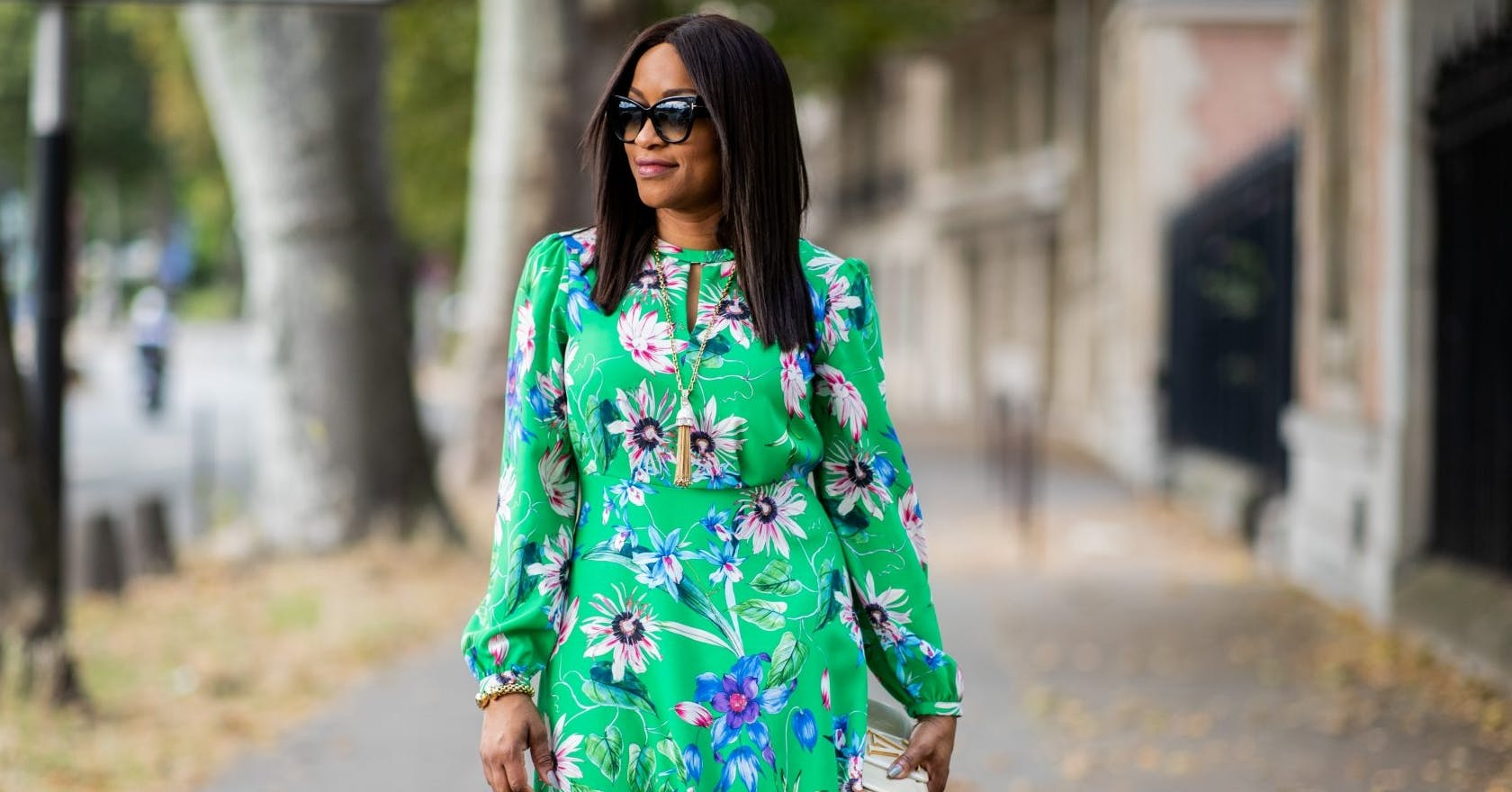 9 of the best printed green dresses to see you through summer in style