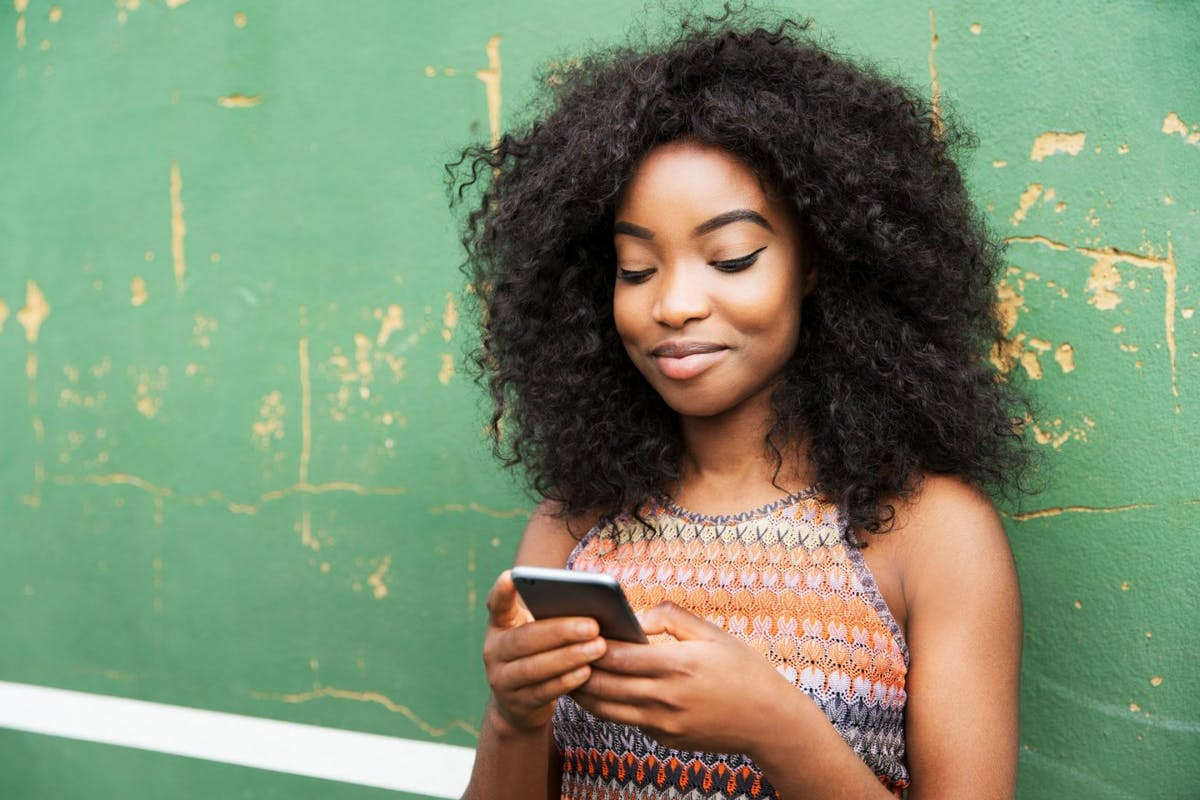 Race filters create a safer experience for Black women on dating apps