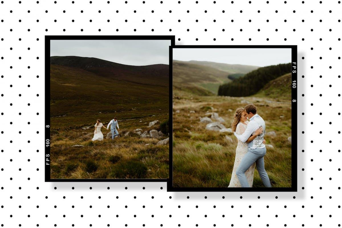 Amy Maloney's Irish elopement