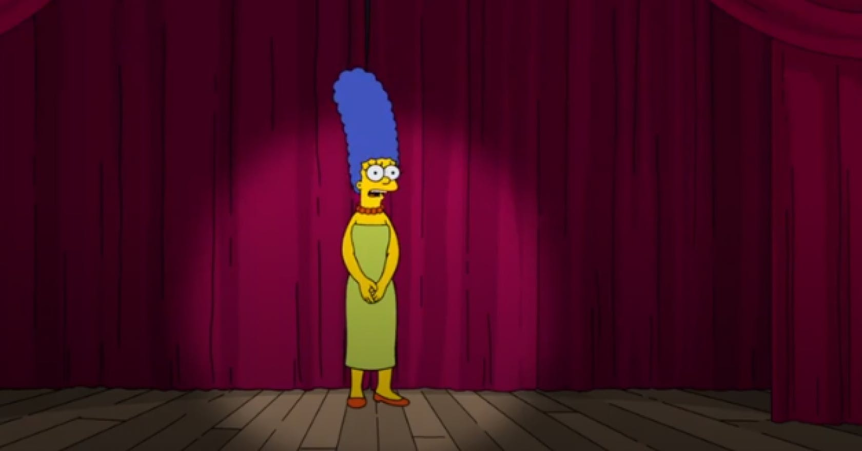 Marge Simpson's unexpected video message to Donald Trump's team is going viral