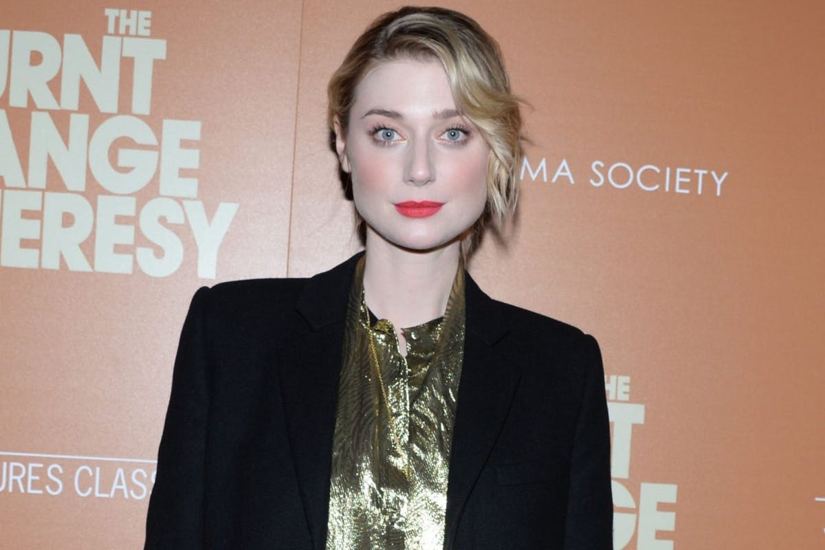 """Elizabeth Debicki attends Sony Pictures Classics And The Cinema Society Host A Special Screening Of """"The Burnt Orange Heresy"""" at The Roxy Cinema on March 5, 2020 in New York City. (Photo by Paul Bruinooge/Patrick McMullan via Getty Images)"""