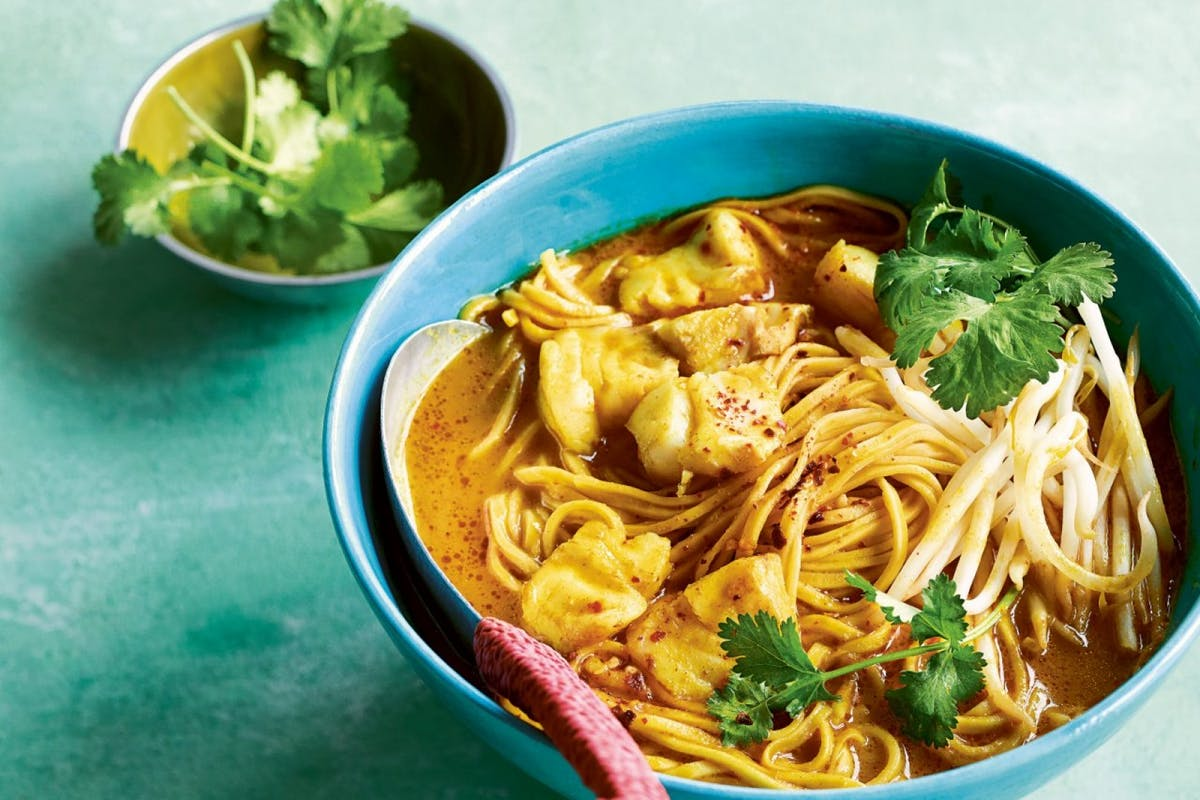fish laksa recipe