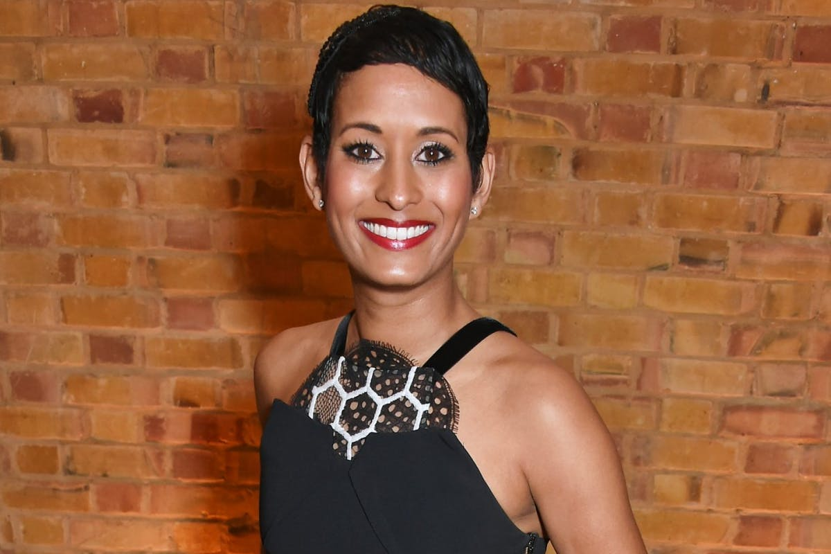 Naga Munchetty attends the British Academy Television Craft Awards at The Brewery on April 23, 2017 in London, United Kingdom. (Photo by David M Benett/Dave Benett/Getty Images)