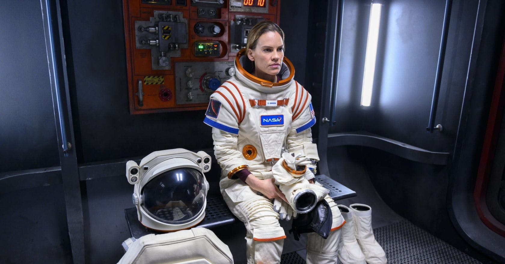 Netflix's Away is one small step for sci-fi, one giant leap for womankind