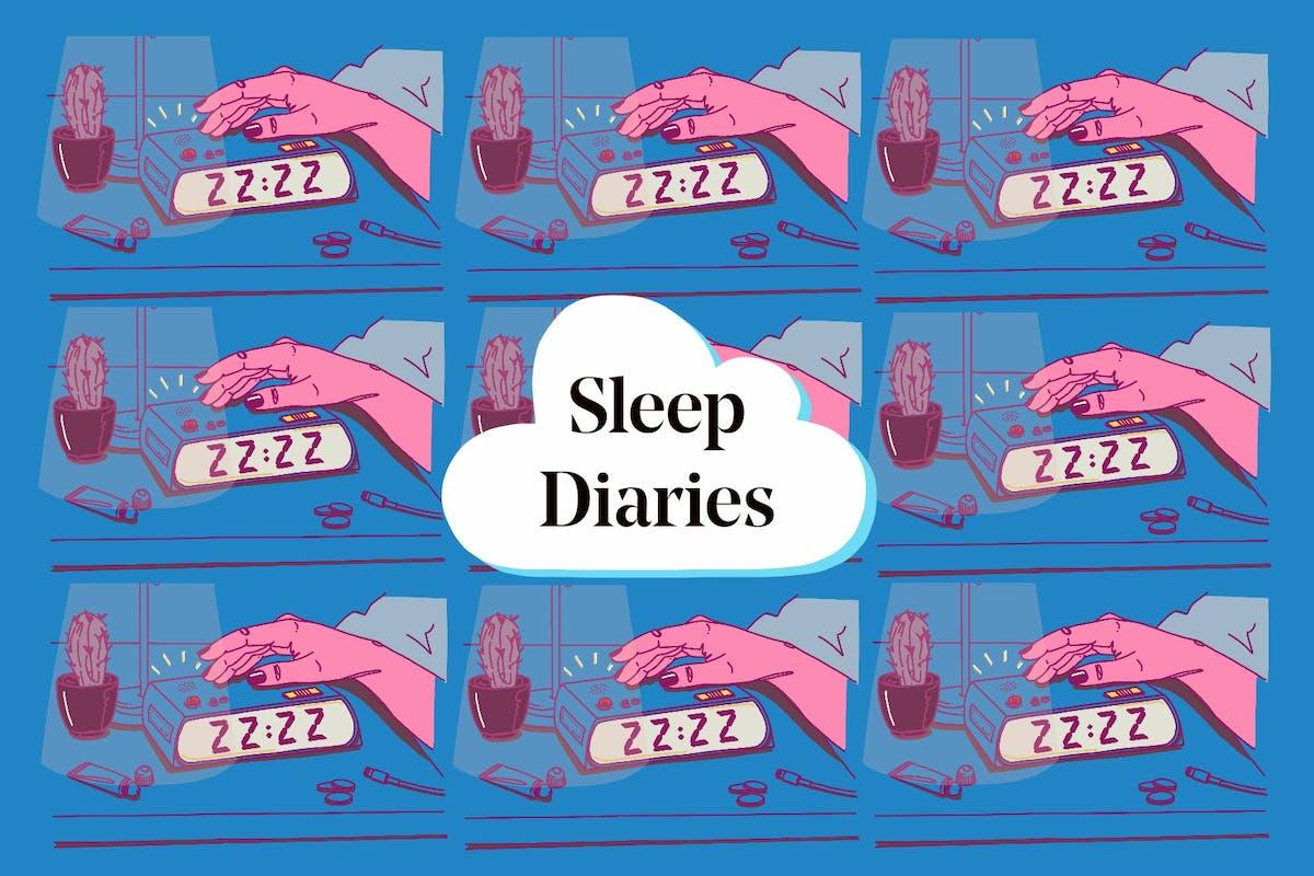 Stylist's Sleep Diaries: why do I keep waking up at 2am?