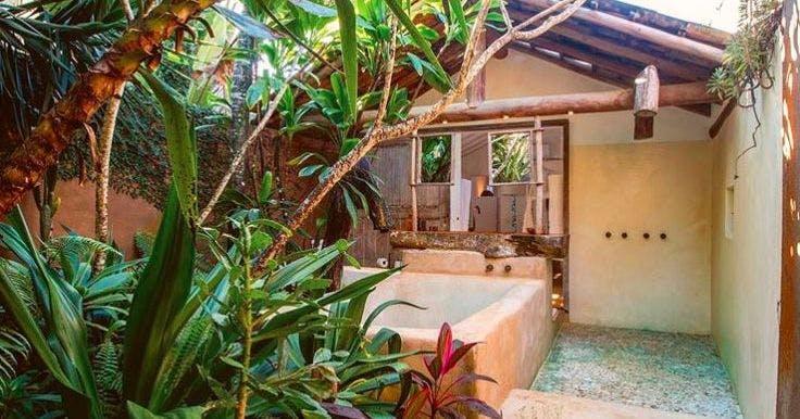 Hacienda-style bathrooms is the escapist interiors trend we need this autumn