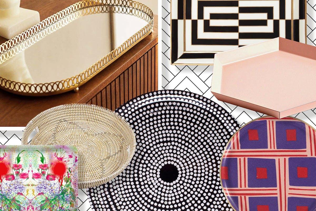 9 decorative trays to buy now