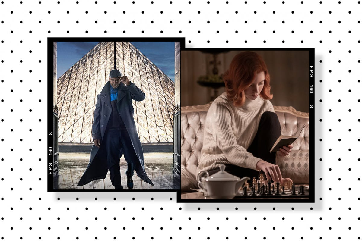 Best Netflix Original series, including Lupin and The Queen's Gambit