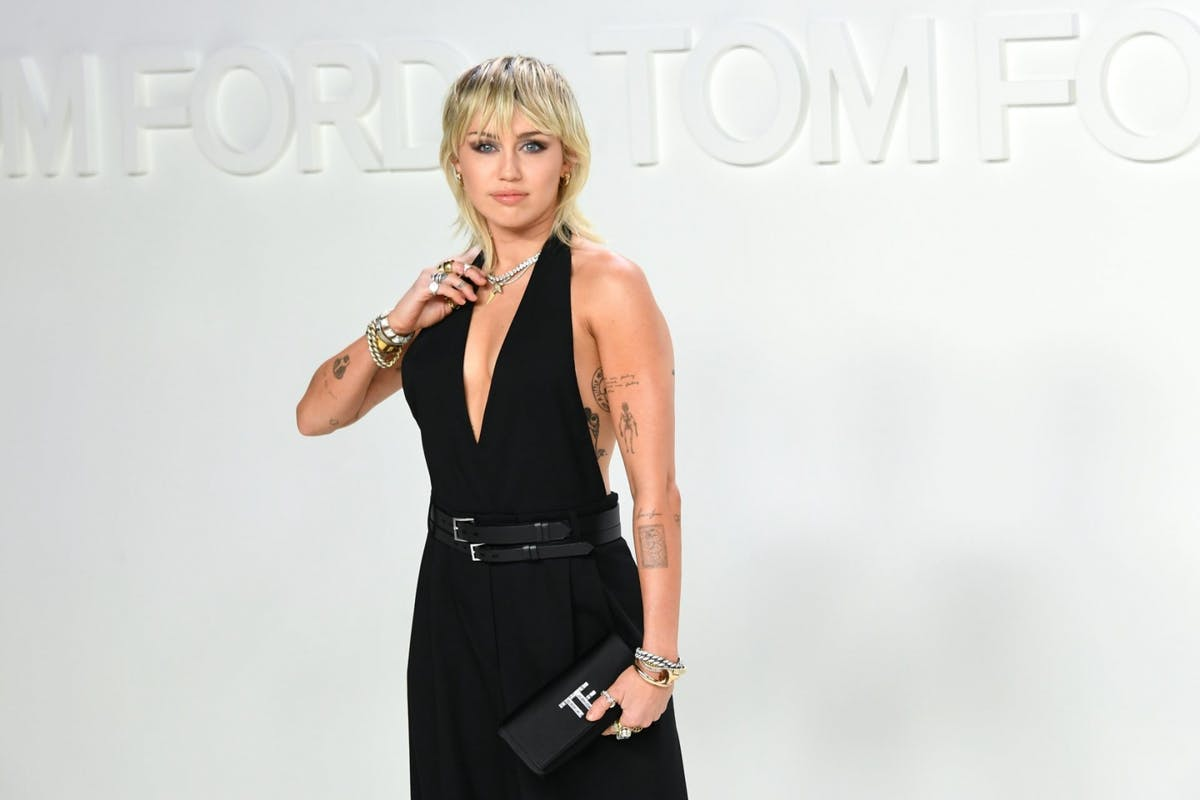 Miley Cyrus