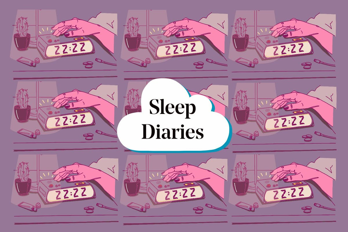 """Sleep Diaries: """"How can I keep my energy levels up with a new baby?"""""""