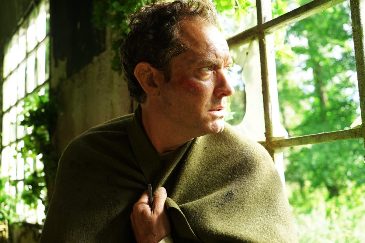 Jude Law in Sky's The Third Day