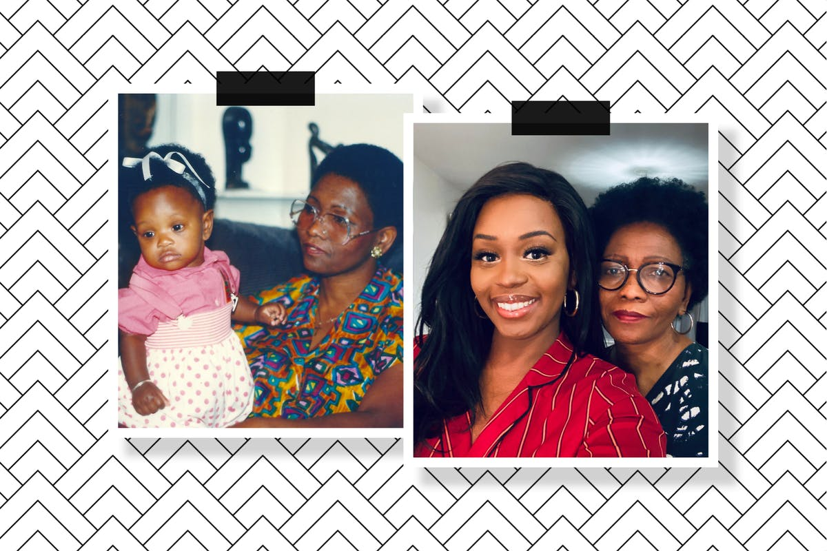 Giselle-La-Pompe-Moore-and-mother-Lystra